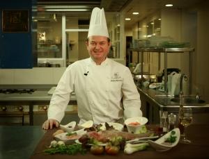 Chef Antonio Carmona
