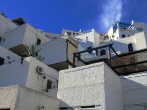Detalle de casas de Mojácar