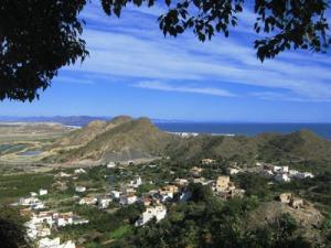 Vista desde Mojácar