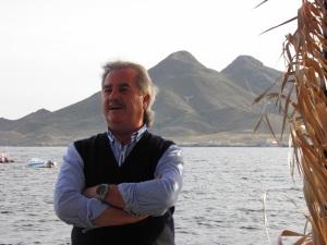 Antonio Hernández del Restaurante Isleta del Moro