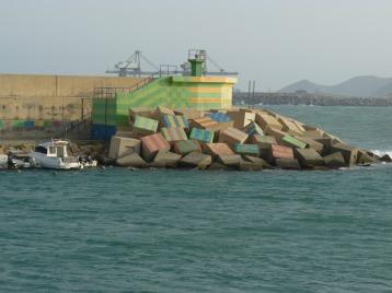 Intervención en el Puerto de Carboneras