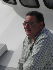 Juan Belmonte pescador de Carboneras