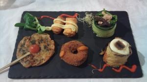 Menu Degustacion Terraza Carmona