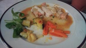 Plato del Restaurante Terraza Carmona