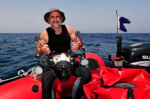 Juan Carlos Calvín, biólogo y fotógrafo marino