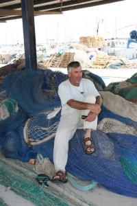 Alonso Quesada, pescador de Garrucha