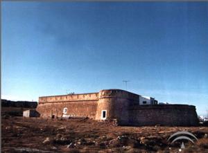 Castillo de Jesús Nazareno Paciente