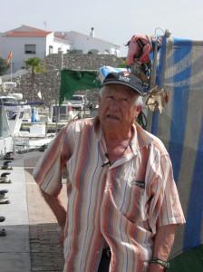 José Rico, marinero de Villaricos