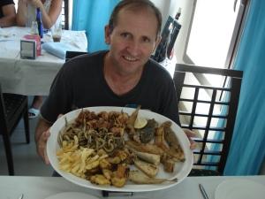 Menú degustación Hotel Restaurante Alborán