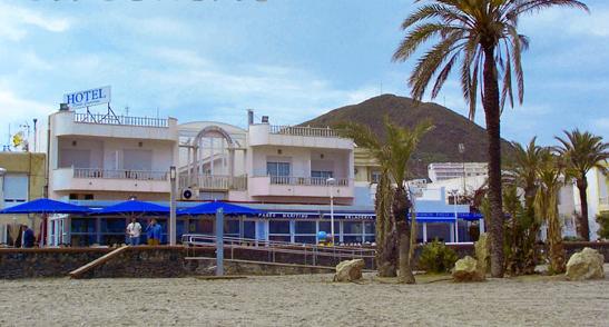 Hotel Restaurante Donde Caparros