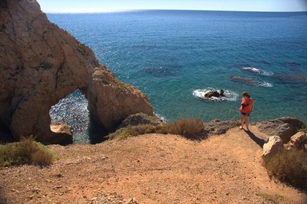 Carmen disfruta de un fin de semana gratis en el Levante Almeriense