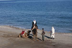 Recreación Lawrence de Arabia