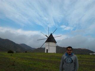 Descubriendo los molinos del Levante Almeriense