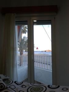 Vistas a la Isla de San Andrés desde la habitación del Hotel Sol y playa